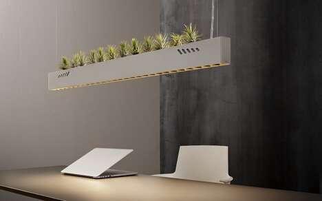 Air-Sterilizing Hanging Lights