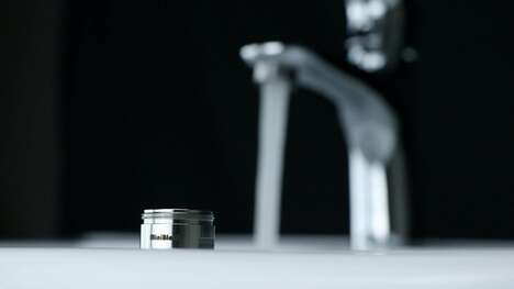 Microbubble Faucet Aerators