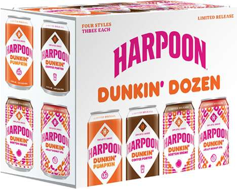 Donut-Infused Beers