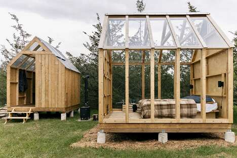 See-Through B&B Cabins