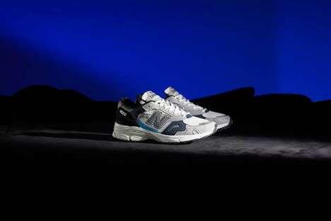 Vibrant Casual Sneaker Designs