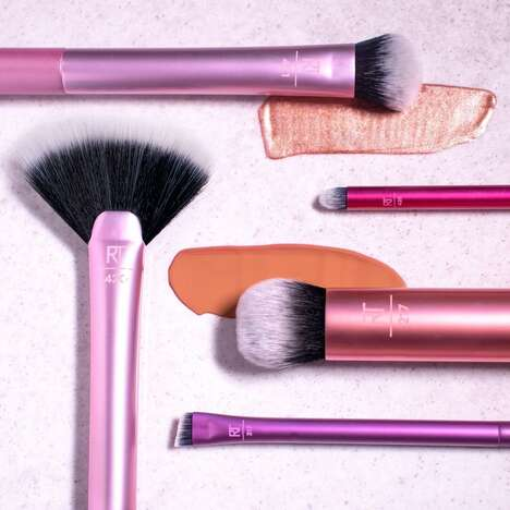 High-Quailty Cosmetic Brushes
