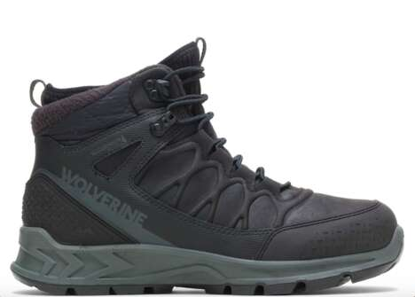 Durable Insulated Hiking Boots