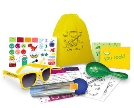 Kid-Friendly Music Activity Kits