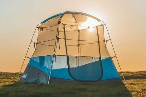 Expansive Headroom Camping Tents
