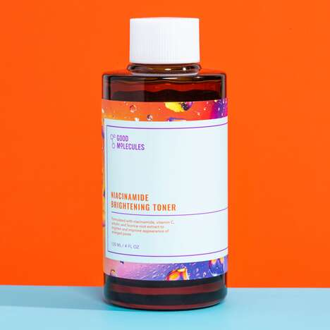 Affordable Brightening Toners