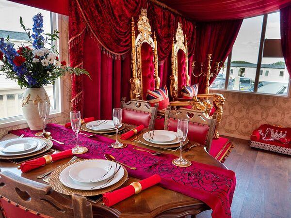 Royal Staycation Caravans