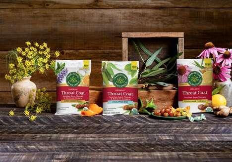 Wellness Tea-Inspired Lozenges