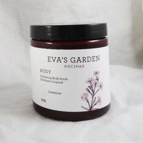 Botanical Body Scrub Skincare