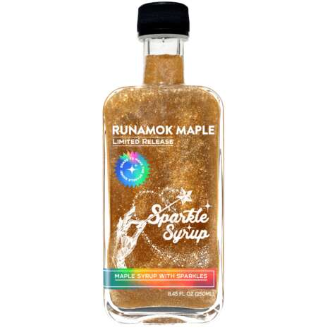 Glittering Maple Syrups