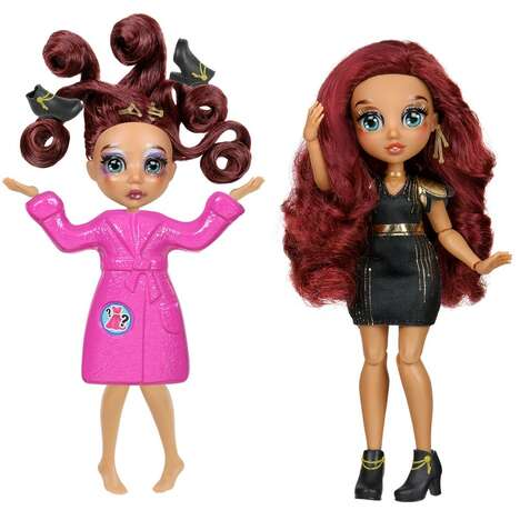Makeover Mishap Dolls