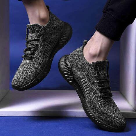 Low-Cost Ergonomic Sock Shoes
