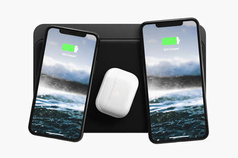 Optimized Wireless Charger Pads