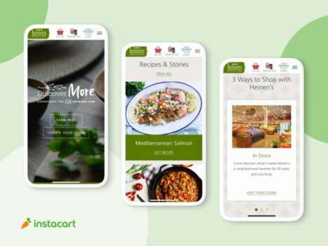 Comprehensive Grocery Store Apps