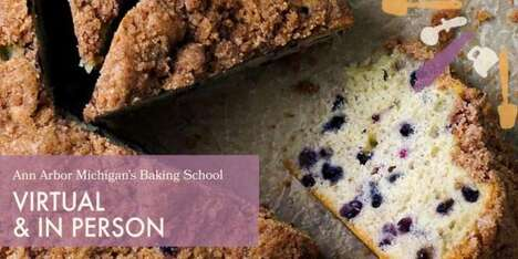 Virtual At-Home Bakery Classes