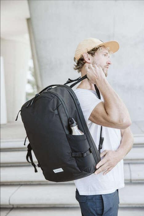 Sleek Commuter-Approved Backpacks