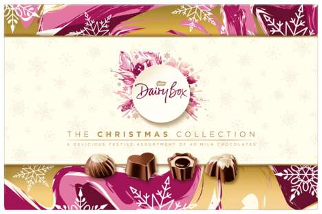 Expansive Festive Treat Collections