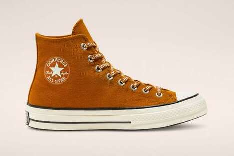 Durable Casual High-Top Shoes