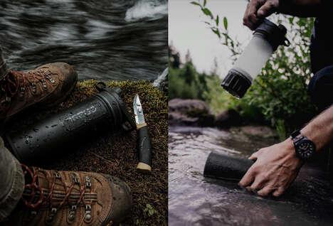 Darkly Demure Water Purifiers