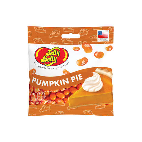 Pumpkin-Inspired Confectionary