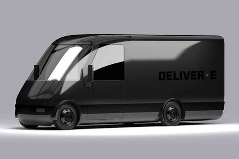 Eco Commercial Delivery Vans