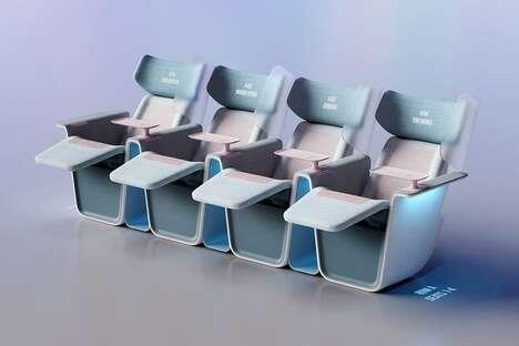 Conceptual Anti-Virus Theatre Seating