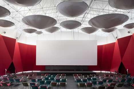 Urban Pop-Up Cinemas
