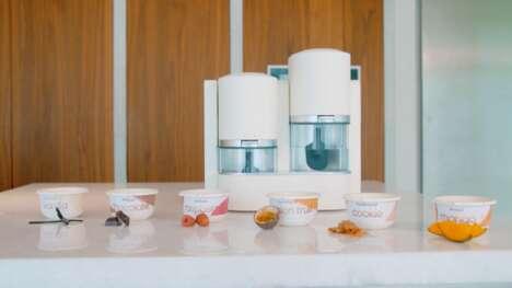 Rapid Ice Cream Machines