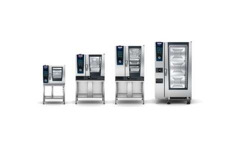 Energy-Optimized Commercial Appliances