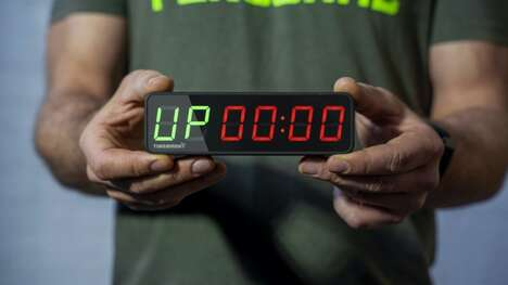 Highly-Visible Workout Timers