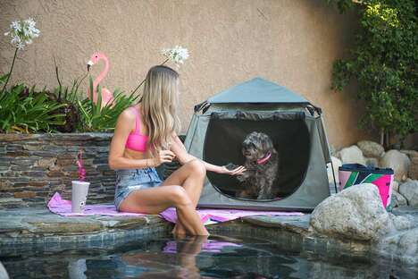 Pop-Up Pet Playpens