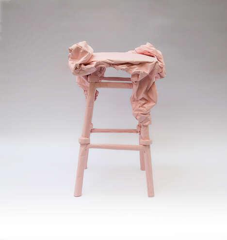 Bespoke Paper-Made Furniture