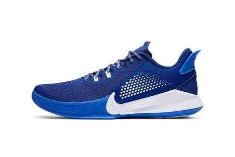 Athlete-Honoring Sleek Sneakers