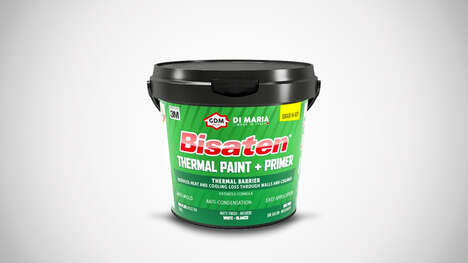 Energy-Saving Wall Paints