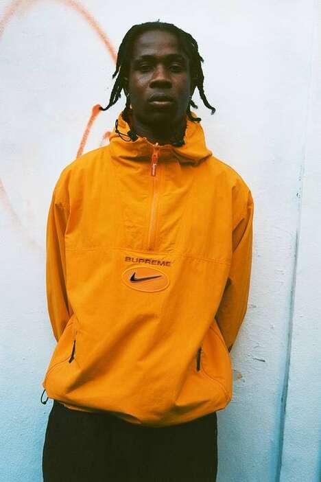 Collaborative Sporty Streetwear