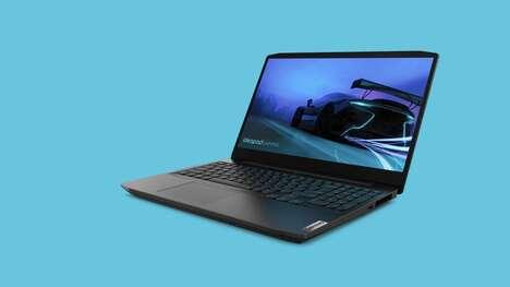 Speedy Game-Streaming Laptops