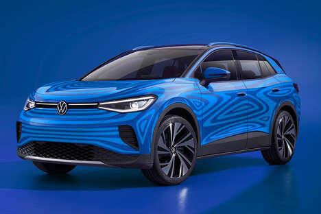 Eco Aerodynamic SUVs