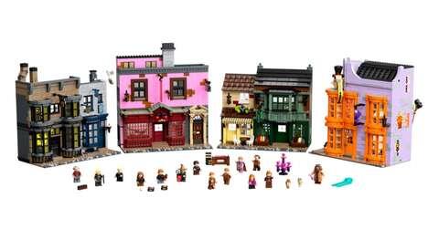 Wizard World LEGO Sets