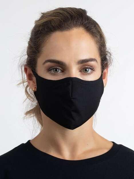 Vitamin E-Infused Face Masks