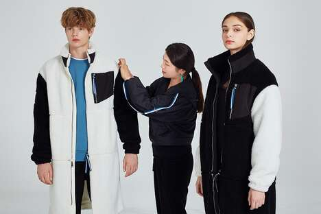 Genderless Modular Clothing