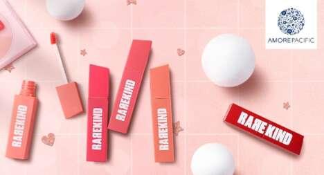 Playful Modern Lipstick Packaging