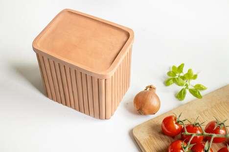 Food Waste-Reducing Storage Solutions