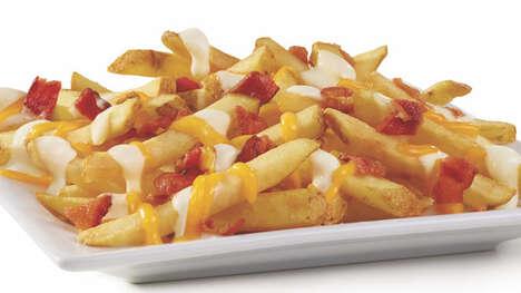 Pub-Inspired QSR Fries