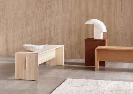 Modern Flat-Pack Tables
