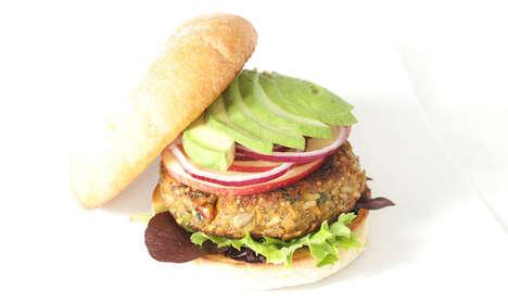 DIY Vegan Burger Mixes