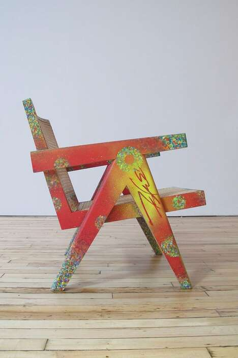 Whimsical Collectable Chairs