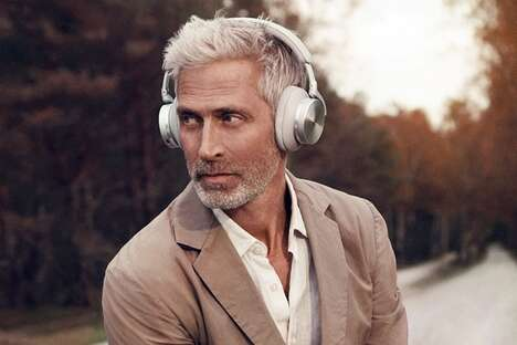 High-End Traveler Headphones