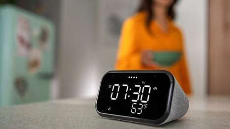 Voice Assistant Smart Clocks