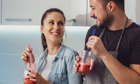 Easy-Clean Reusable Straws