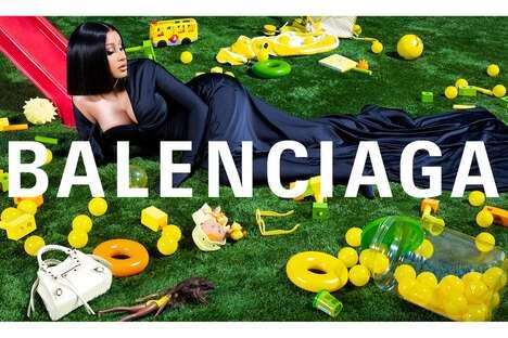 Rapper-Starring Fashion Billboards